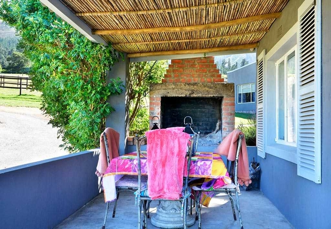 Courchevel Cottage