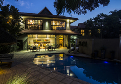 Accommodation in La Lucia