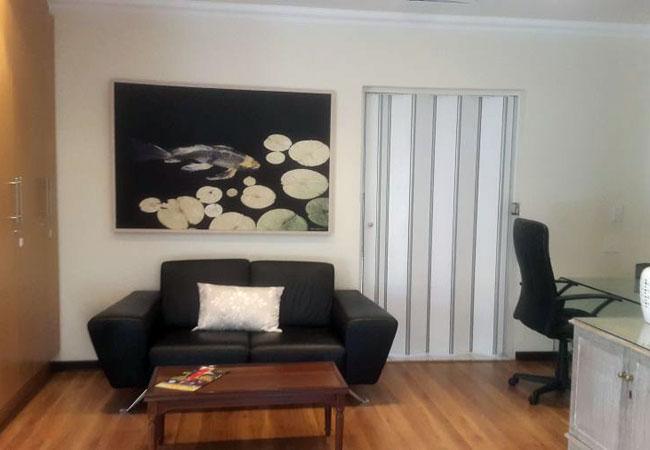 Golden Koi Room