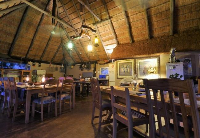 Croc Bridge Safari Lodge