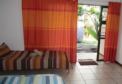 Garden self-catering unit