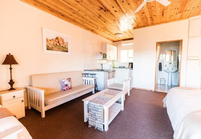 Luxury Open Plan Self Catering Apartment