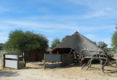 Accommodation in Kalahari