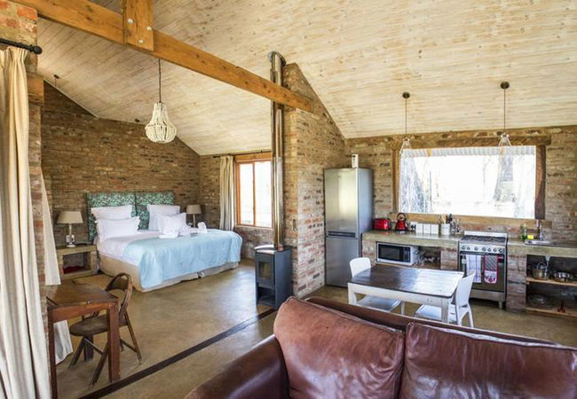 The Barn - One-Bedroom Cottage