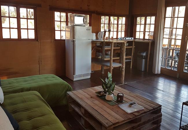 Two-Sleeper Comfort Cabin