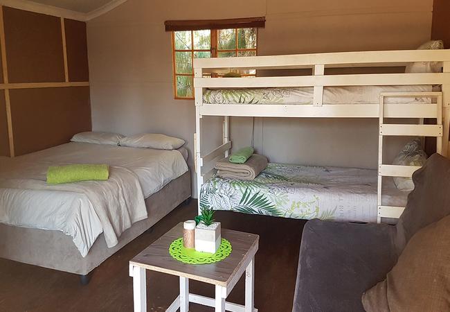 Four-Sleeper Basic Cabin