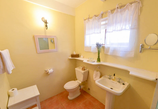 Double Room with Victorian Bath