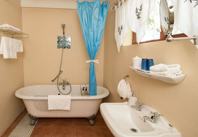 Twin / Double Room with Bath