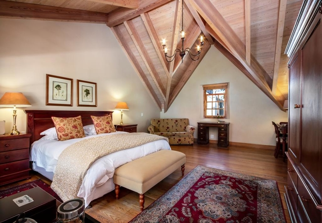De Hoek Vineyard Room