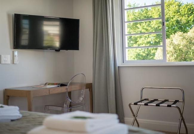 Rozenhof Mountain View Room
