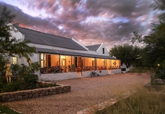 Accommodation in Karoo