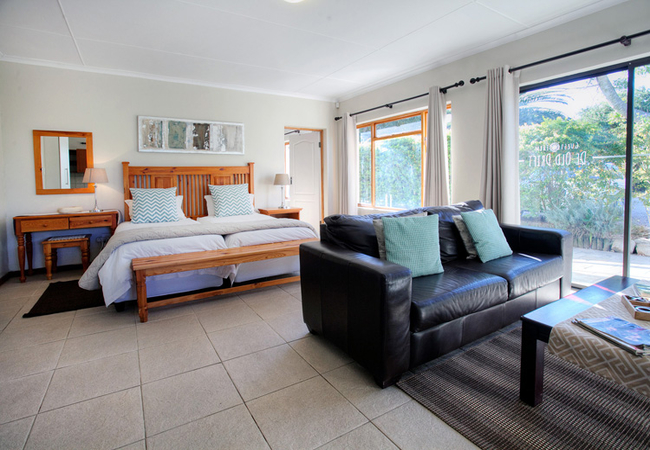 Self Catering Deluxe Family Suite