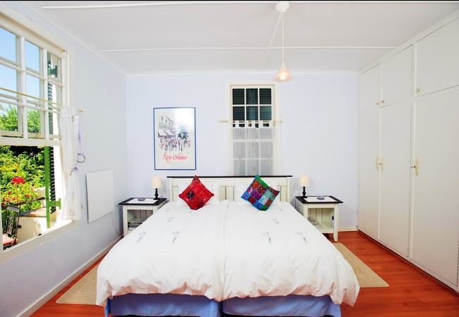 Lavender Double Room