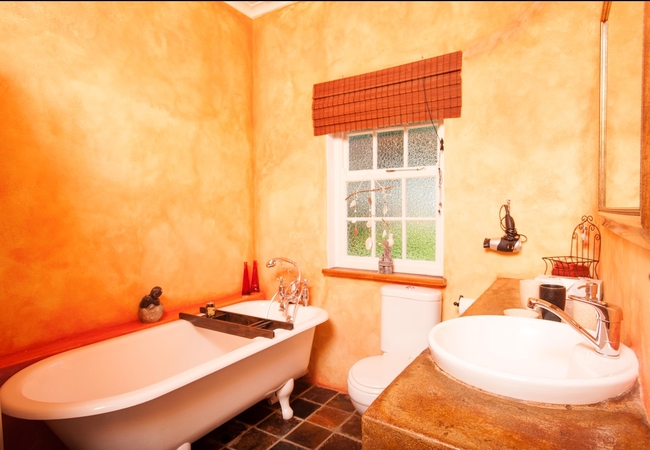 Out of Africa Double Room