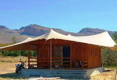 Witkruis (Bedouin Glamping Cabin)
