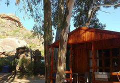 Campsite Cabin 1