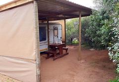 Campsite Caravan