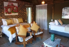 Luxury Safari cabins