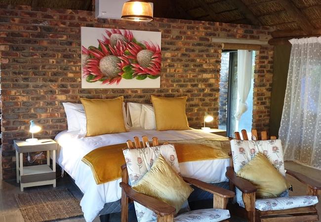 Schaapkraal Lux Safari Cabin