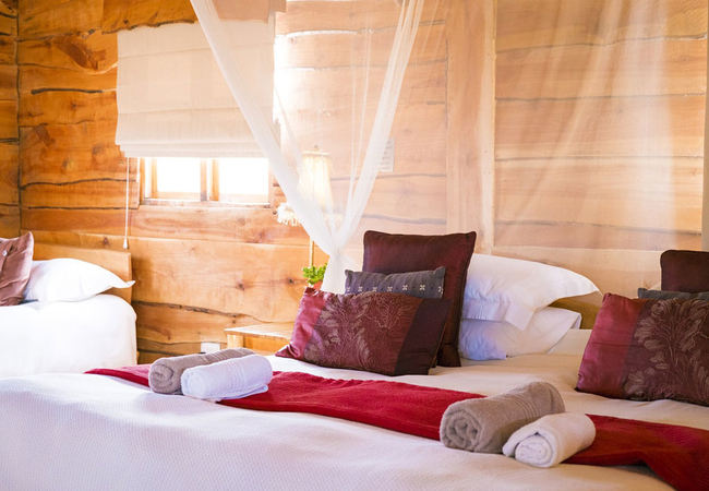 Cabin for 2 Adults Only