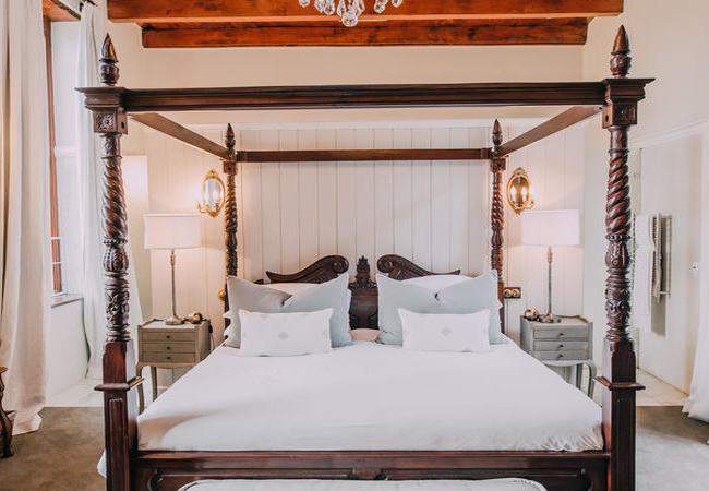 Luxury Double Room in Manor House