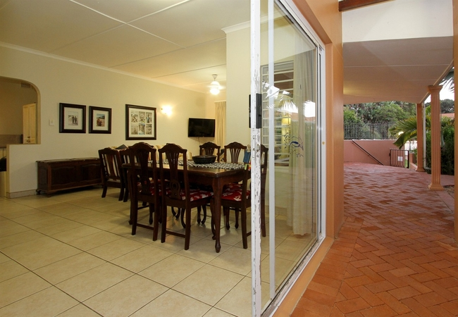 The House Dining area