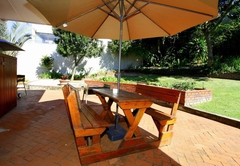 The Embuia Garden braai
