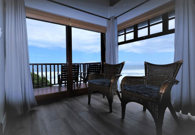 Double with Sea View