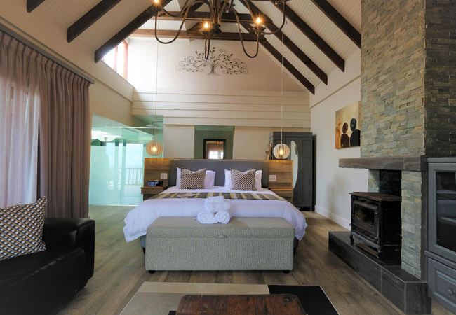 Honeymoon Sea Facing Suite