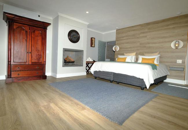 Honeymoon Garden Facing Suite