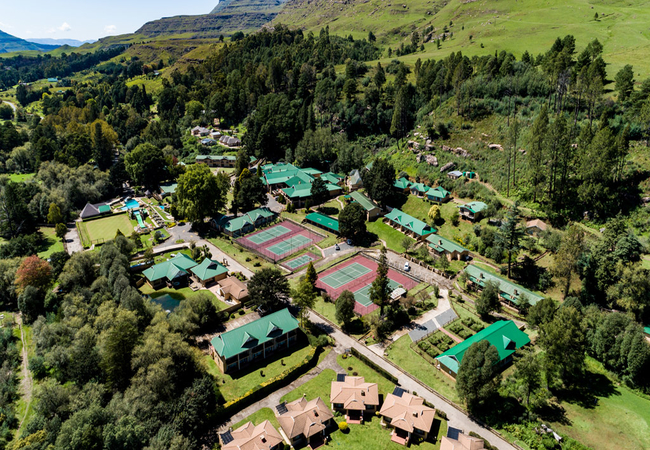Drakensberg Gardens Golf