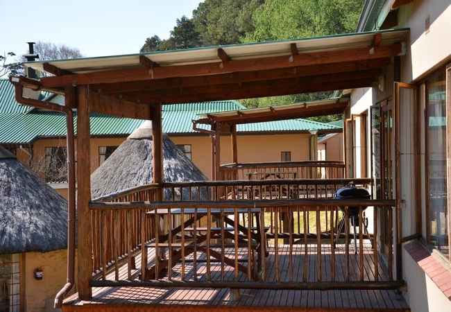 Self-catering Chalets