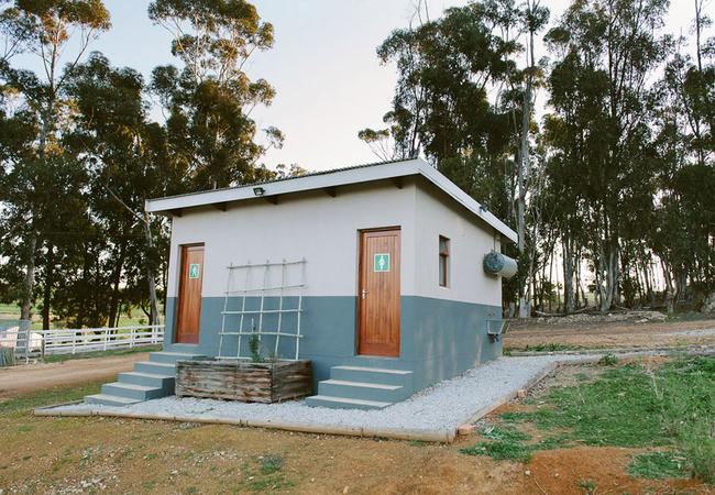 Shared Ablution facilities