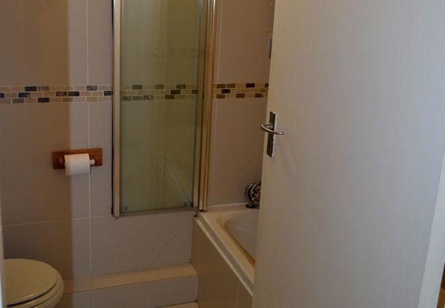 Shower-in-bath