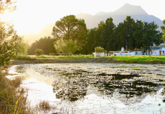 Duikersdrift Winelands Country Escape