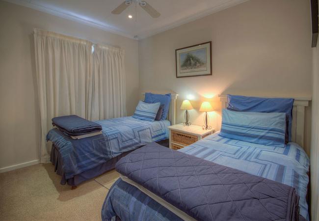 2nd bedroom Unit 2