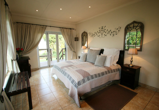 Executive Self-catering Double Cottage