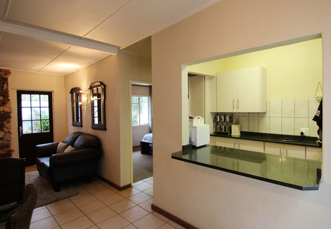 Standard Two Bedroom Self-catering Suite