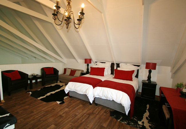 Executive Self-catering Cottage