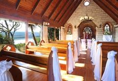 Intimate chapel