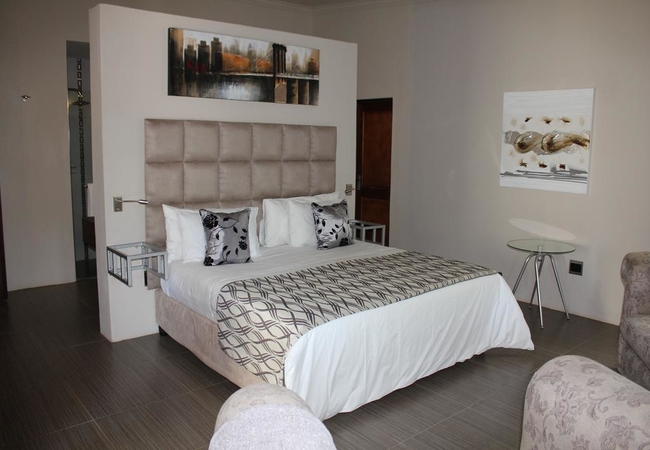 Luxury Standard Double/Twin Room