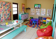 Childrens Dining and Playroom