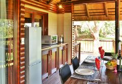 IMVUBU Log Cabin