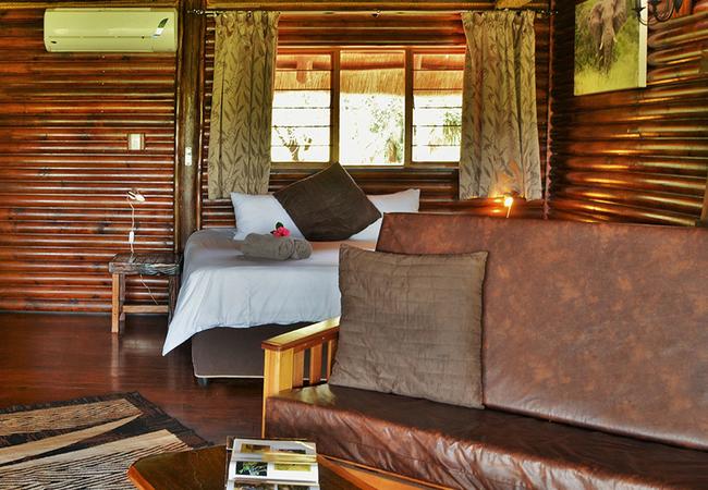 NDLOVU Log Cabin