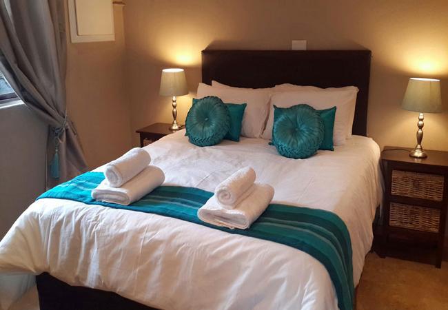 Cottage 3 - Master bed