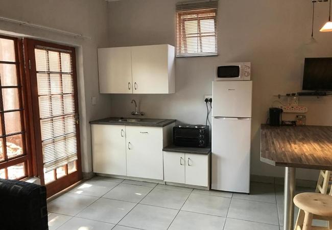 Cottage 10 Kitchen
