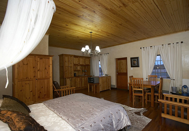3 Star Self cater double room
