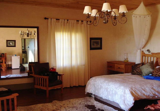 3 Star Self catering chalet