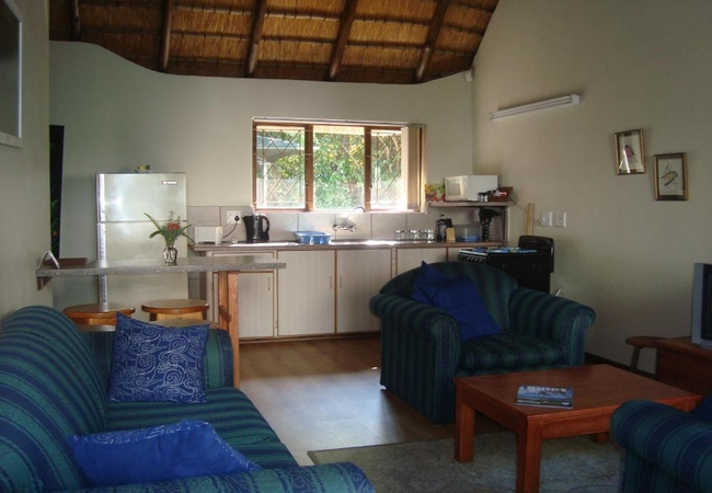 Two-Bedroom Chalets