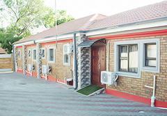 Emirates Garden Lodge